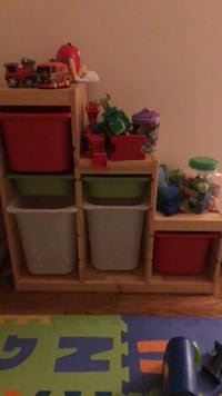 Ikea Toy Storage with baskets Bethesda, 20817