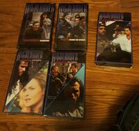 five Highlander - the series VHS tapes Henderson, 38340