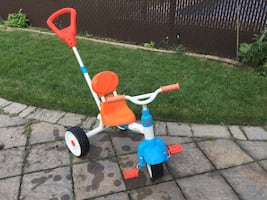LITTER TIKES TRICYCLE