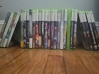 XBox 360 games - 26 games Swansea, 02777