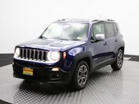 2017 Jeep Renegade Limited Temple Hills, 20748