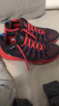 Cp3 basketball shoes size 8.5 Surrey, V4N