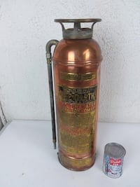 Vintage Fire Extinguisher - The Garth