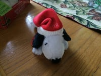 Small santa hat snoopy