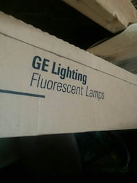 Fluorescent lamps pack of 30 never used  Midland, 79701