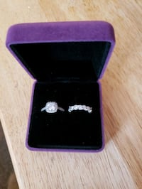 CZ Wedding Ring Set Norfolk, 23503