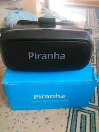 Piranha reality box