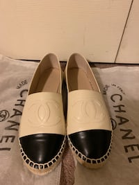 Chanel White espadrille shoes size 42 Centreville, 20120