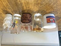 Mint Condition Shot Glasses from around the World Belleville, K8P 4H1