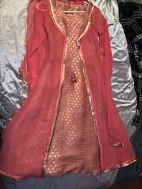 Pink Indian suit Brampton, L6Y 5B8