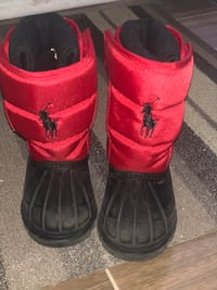 Girl winter boot size 7
