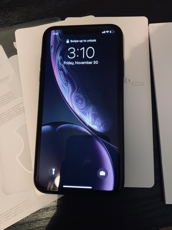 save off 3da1c 40f92 IPhone XR Brand New with box & all accessories and clear case( UNLOCKED,  ANY PROVIDER)