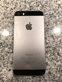 Gray iPhone 5s ((16gb)) null