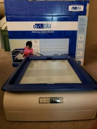 Yudu Personal Screen Printer Washington, 20032
