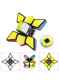 Magic Cube, 1x3x3 Floppy Cube, Stress Relief Fidget Spinner for Adults, Best Gift for Children, Ultra Durable and Reliable 兰丘库卡蒙卡, 91737