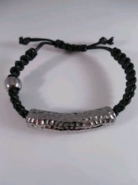 black and silver beaded necklace Toronto, M6L 1A4