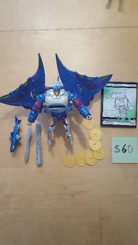 depth charge beast wars transformers