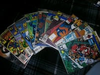 assorted MINT Marvel comic book collection Albuquerque, 87123