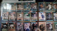 assorted baseball trading card collections Cocoa, 32922