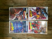 Comic marvel Deadpool vs X force Middleburg, 32068