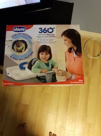 Brand new in box Chicco baby table seat Edmonton, T5A 2Z9