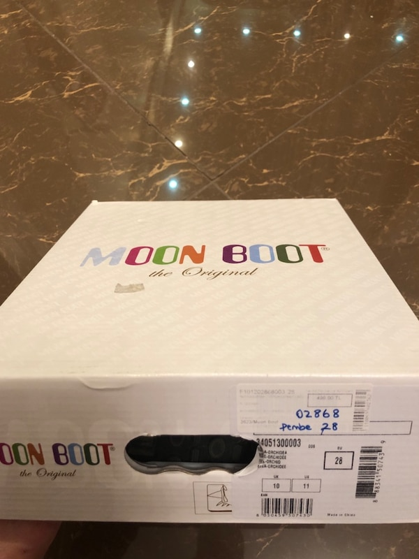 ORJİNAL MOON BOOT !! 3