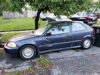 Honda - Civic - 1997 Washington