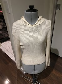 Open weave crop top - small Vancouver, V5R 0B2