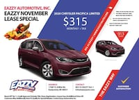 Chrysler-Pacifica-2020 Eastpointe
