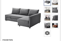 IKEA pull out couch Vancouver, V6J 1C5
