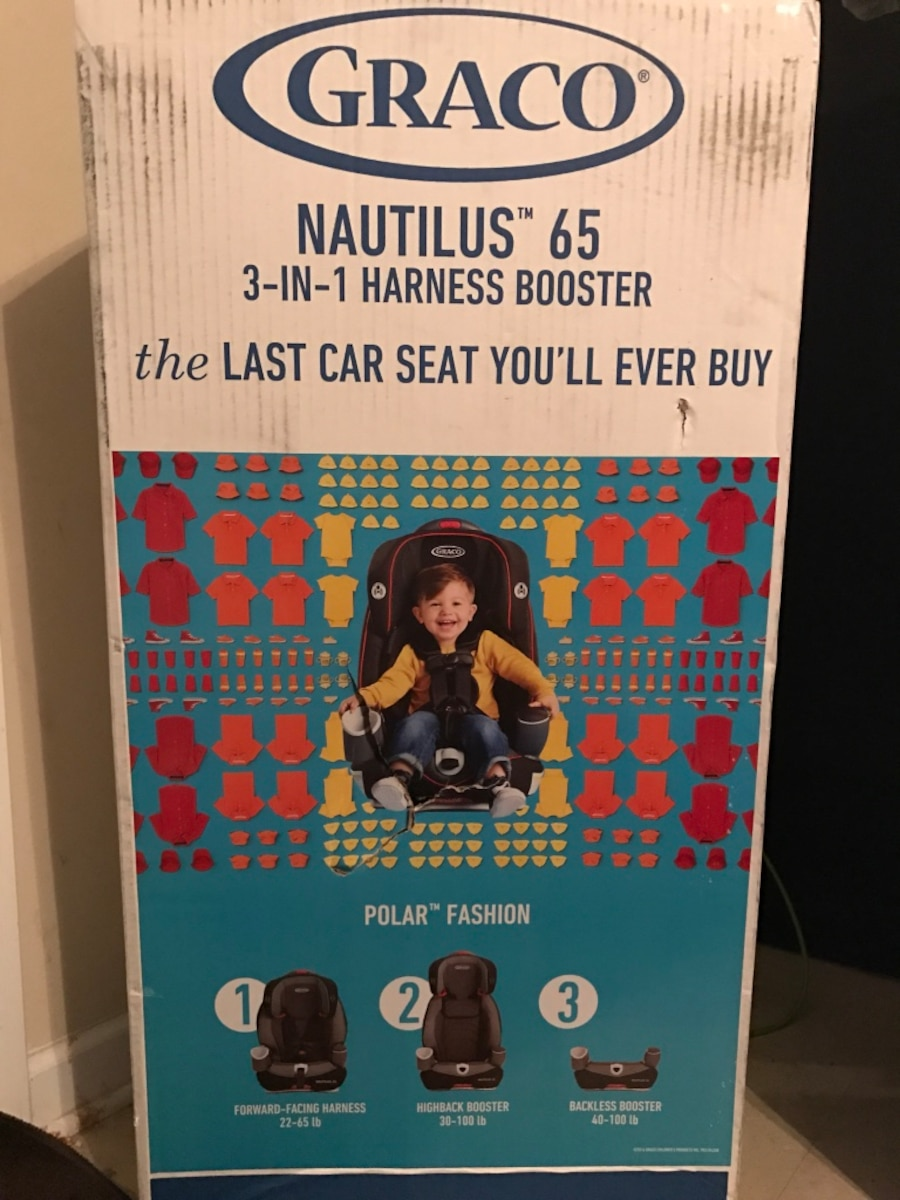 graco nautilus 65 3 in 1 harness booster manual