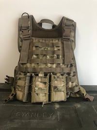 Voodoo Tactical Plate Carrier null