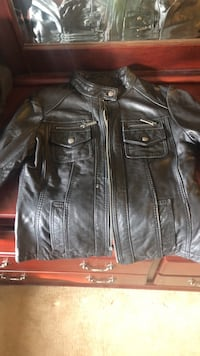 Ladies micheal kors leather jacket  Surrey, V3S