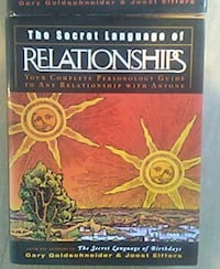 Relationships and Birthdays books
