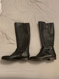 Authentic Ugg Tall Leather Boots - Women's size 6 Snohomish, 98296