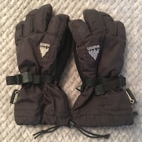 Burton Goretex Kids Snowboard Ski Gloves Arlington Heights, 60004