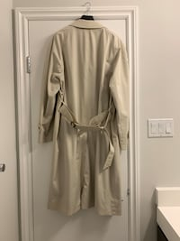 Italian trench coat - small to medium  Toronto, M5S 1M2