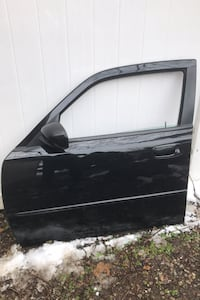 06-10 Dodge Charger Left Front Door (Brilliant Black PXR) OEM Used Long Branch, 07740