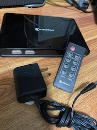 HDMI switch with remotr