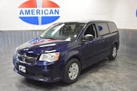 2012 Dodge Grand Caravan ONLY 52K MILES! CAPTAIN CHAIRS! PRICED AT A STEAL! Norman