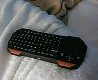 black and red wireless computer keyboard Tonopah, 89049