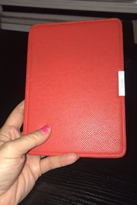 Red Kindle Paperwhite Cover