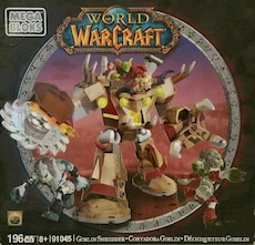 Figurine à assembler World of Warcraft