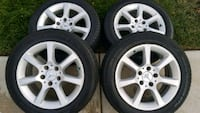 Tires & Rims $ 280  Palmdale, 93550