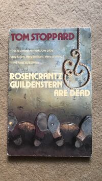 Rosencrantz and Guildernstern Are Dead Play Old Hickory, 37138