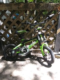 Child's 12in Jeep bicycle