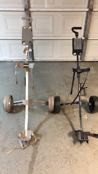 Golf  Pull Carts  ($7 each, $12 for both) Tampa, 33635