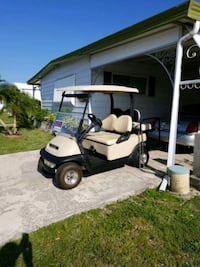 golf cart.    2007 North Fort Myers, 33917