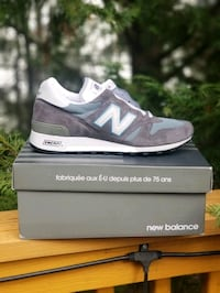 New Balance 1300 size 9.5 Brand New! Silver Spring