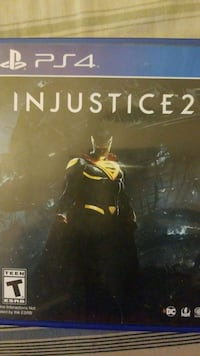 Xbox One Injustice 2 case Washington, 20001